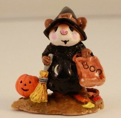 Wee Forest Folk Witchy Boo!  M-120