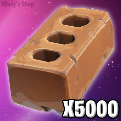 Fortnite Save The World Brick x5000 FAST DELIVERY PC/PS4/XBOX