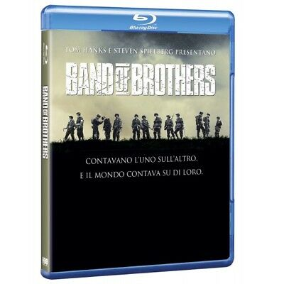 Cofanetto Band Of Brothers - Fratelli Al Fronte (6 Blu-Ray) Serie Tv Blu-419358