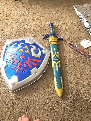 legend of zelda hylian shield And Master Sword Nintendo Hyrule