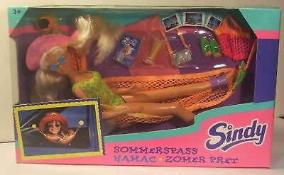 Sindy Hasbro 1995 #18475 Summer Pastime Doll Hammock Accessories New Boxed
