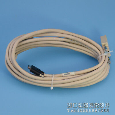 1pc  Used Good  OKI CL-S-MM-P-050 camera link cable