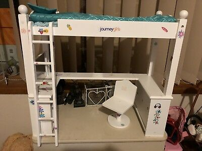 Journey Girls loft bed - PICKUP ONLY