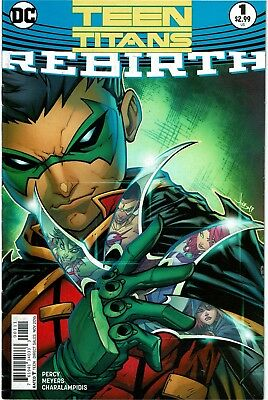 Teen Titans Rebirth # 1 - Vf/nm