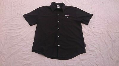 Vintage Shirt Mens M 26 Red