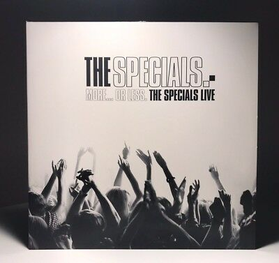 The Specials - More... Or Less. The Specials Live / 2 LP