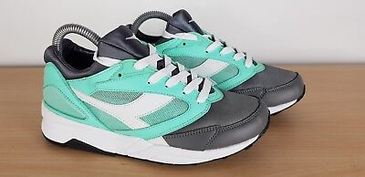 Diadora Unisex Mens Ladies Boys Girls Aeon Retro Sports Trainers UK 5