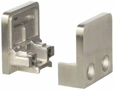 Stainless Design M012000-v4Clamps for Glass, Stainless Steel