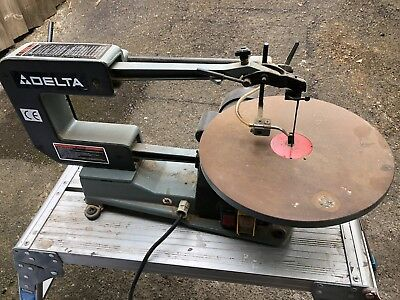 Delta 40 560 Two Speed Scroll Saw