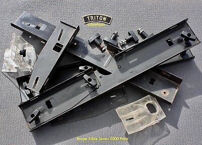 Triton Router Table Fence series 2000 & Fence Parts...no2