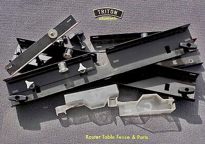 Triton Router Table Fence & Fence Parts...no1