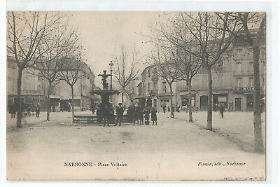 11 Narbonne , Place Voltaire