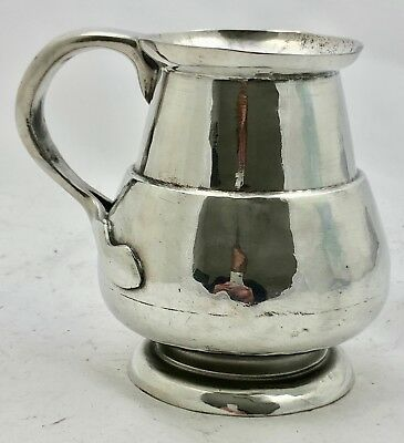 very fine early liberty & co tudric pewter ale tankard by oliver baker 0173