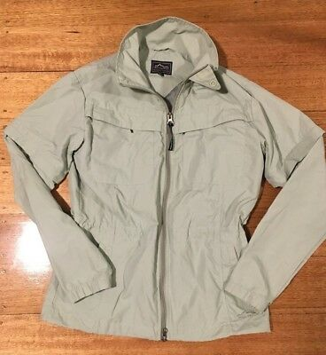 WILD COUNTRY Womens Hiking Trail Outdoor Fishing Jacket/Coat/WindBreaker Size 10
