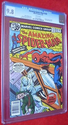 Amazing Spider-Man #189  CGC 9.8 rar und top John Byrne