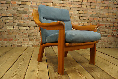 Sessel 60er Vintage Drehsessel Swivel Easy Chair Lounge Sessel