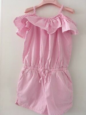 Next Girls Playsuit Age 5 Years