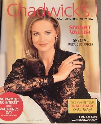 Chadwicks Ladies Fashion Mail Order Catalog, 2002