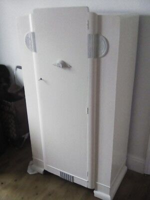 1920 art deco wardrobe not reproduction vintage antique