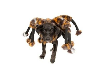 Halloween Spider Small Puppy Dog Costume Party Outfit Pet Krewe Pet Cosplay