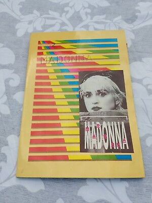 MADONNA - Unique Scrapbook from the 80s - 2 of 4