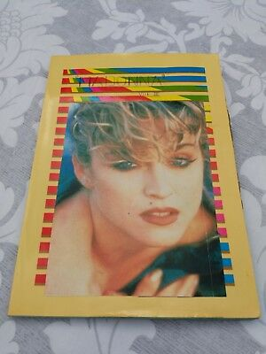 MADONNA - Unique Scrapbook from the 80s - 3 of 4