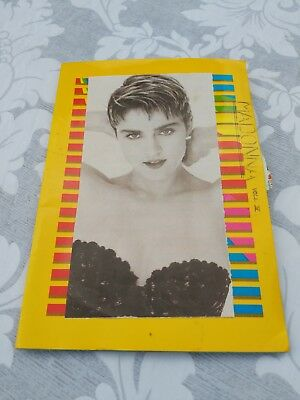 MADONNA - Unique Scrapbook from the 80s - 4 of 4