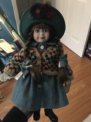 Boyds Collection Yesterday's Child Doll - JUDY DEE