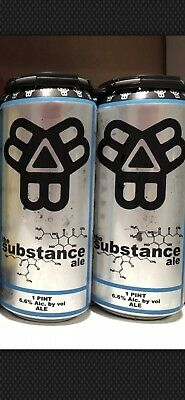 4 BISSELL BROTHERS BEER CANS SUBSTANCE tree house monkish juice haze king heady