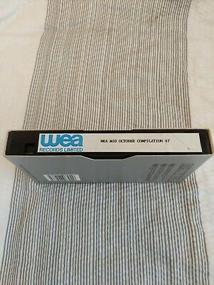 MADONNA - Causing a Commotion - WEA Mid-October 87 RARE Promo Only VHS Cassette