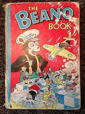 Beano Annual 1956 - Good/Poor Condition (BS81)