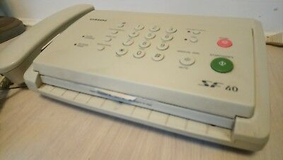 Samsung Telephone / Fax machine SF40