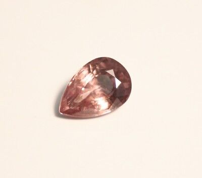 1.64ct Pink Malaya Garnet - Precision Pear Cut Gem
