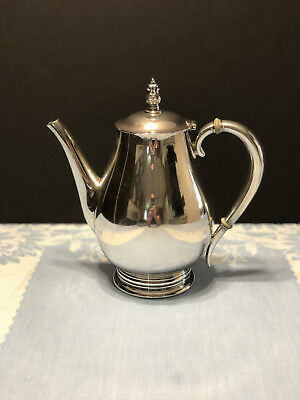 Royal Danish, Sterling silver, coffee pot. C353, 9Cups, 876 grams.