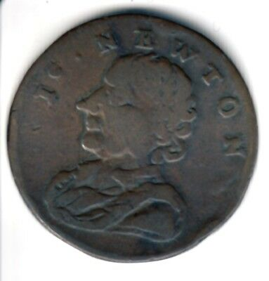 Middlesex Farthing 1793 Ic.Newton  ( DH 1159 )