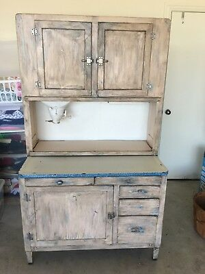 "Antique ""Hoosier"" Cabinet"
