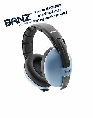 Baby Banz Earmuffs Infant Hearing Protection – Ages 0-2+ Years – THE BEST EAR...