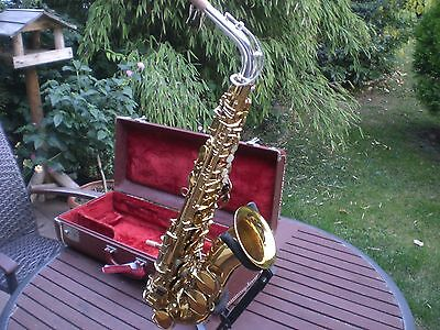 King Volltrue II Altsaxofon 1937