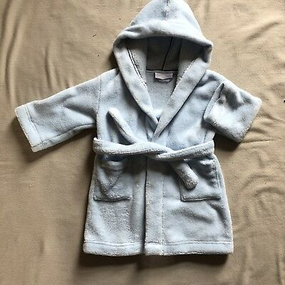 Boy's Little White Company Dressing Gown 18-24 Months