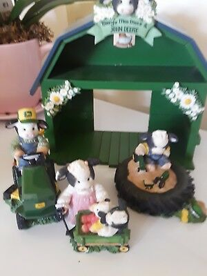 Mary Moo Moo's John Deere Lot