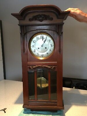 Antique chiming Wall Clock