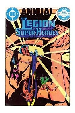 The Legion of Super-Heroes Annual #3 (1984, DC)