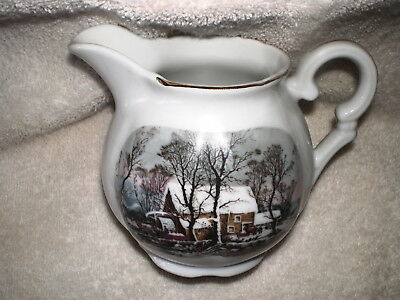 Avon Canadian 1977 Representatives Award Creamer