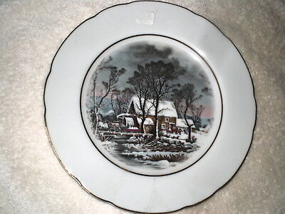 Avon Canadian 1977 Representatives Award Plate