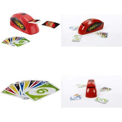 Uno Attack Game Family Card Game Card Launcher Fun New 2200