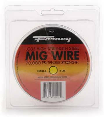 Forney Industries 42302 2-Lb., .035-Diameter Flux Corded MIG Wire