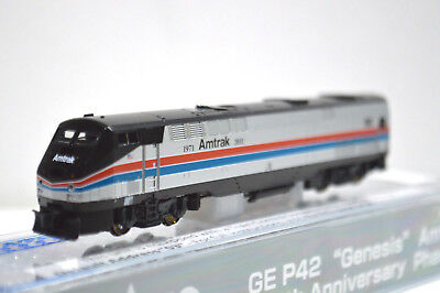 New Kato 176-6023 GE P42 Amtrak 40th Phase II Rd# 66 DCC equipped