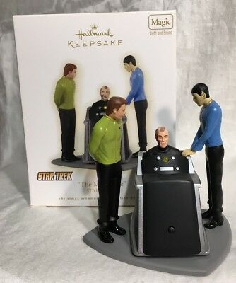 QXI1232 HALLMARK KEEPSAKE, 'The Menagerie', STAR TREK 2009