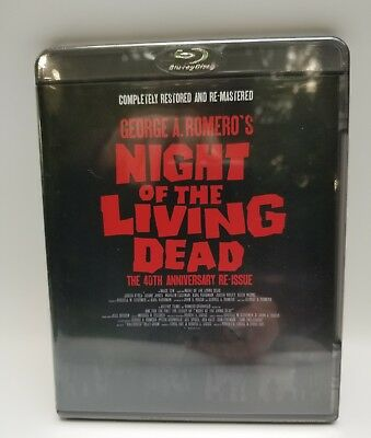 Night of The Living Dead Blu-ray 4907953029606 Bixf-0023 Japan Postage