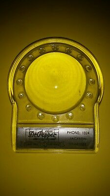 1930S Dr Pepper Magnifying Reader From Jackson Tennessee